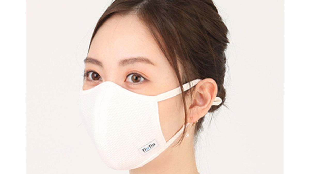 洋服の青山から「抗ウイルス加工マスク」が発売!洗っても効果が持続する安心設計