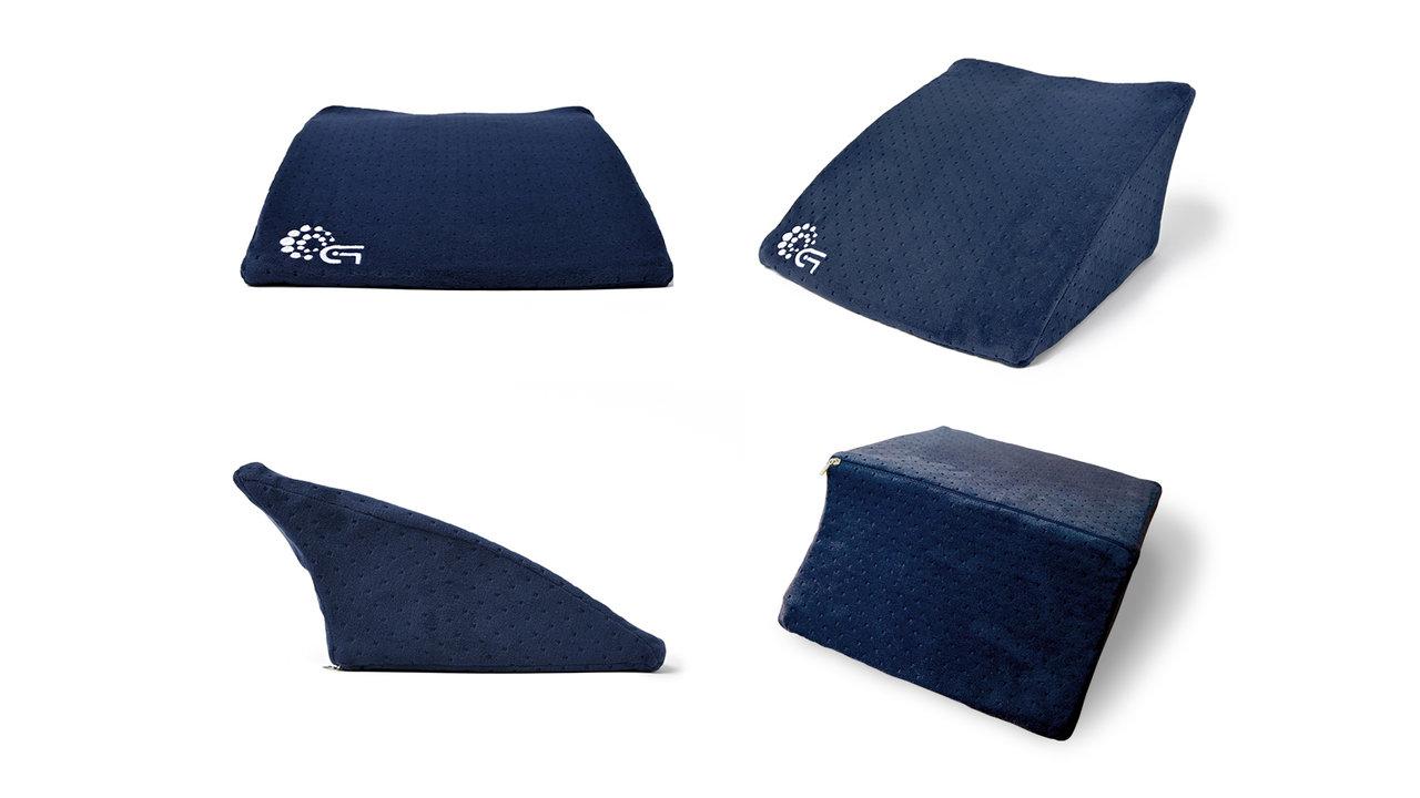 車内で長時間を過ごす方へ。腰への負担を軽減する、リクライニング専用腰枕が発売!