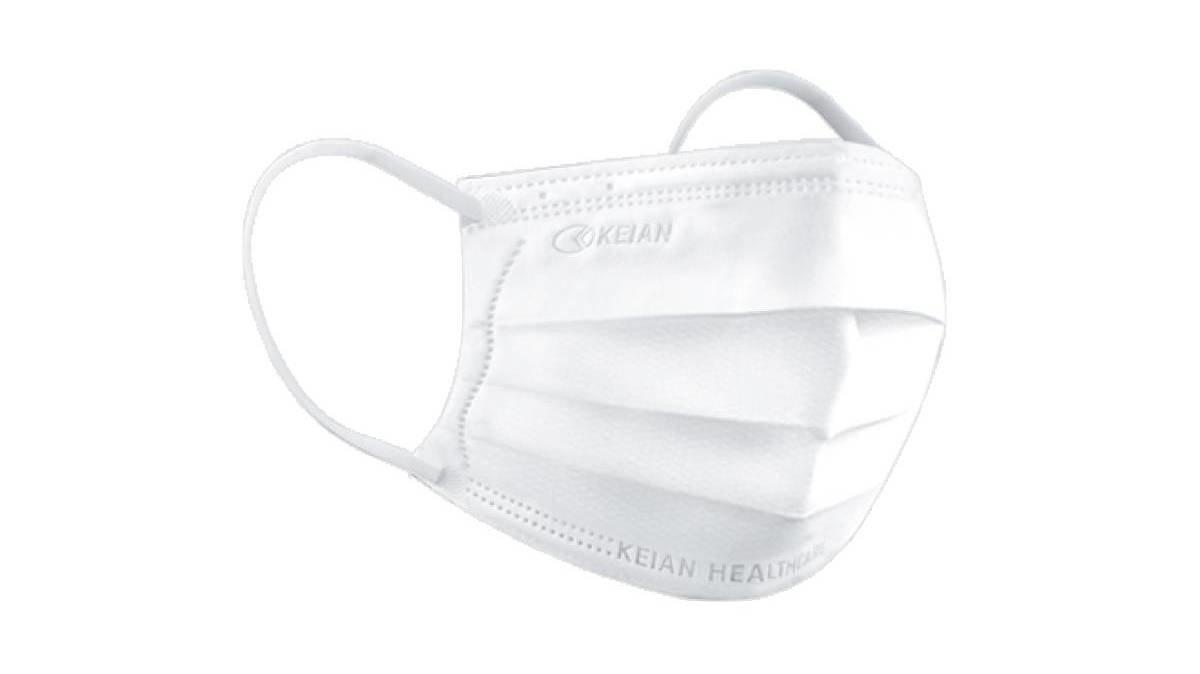 ウイルスカット性能99%!肌に優しいやわらか素材の不織布マスク