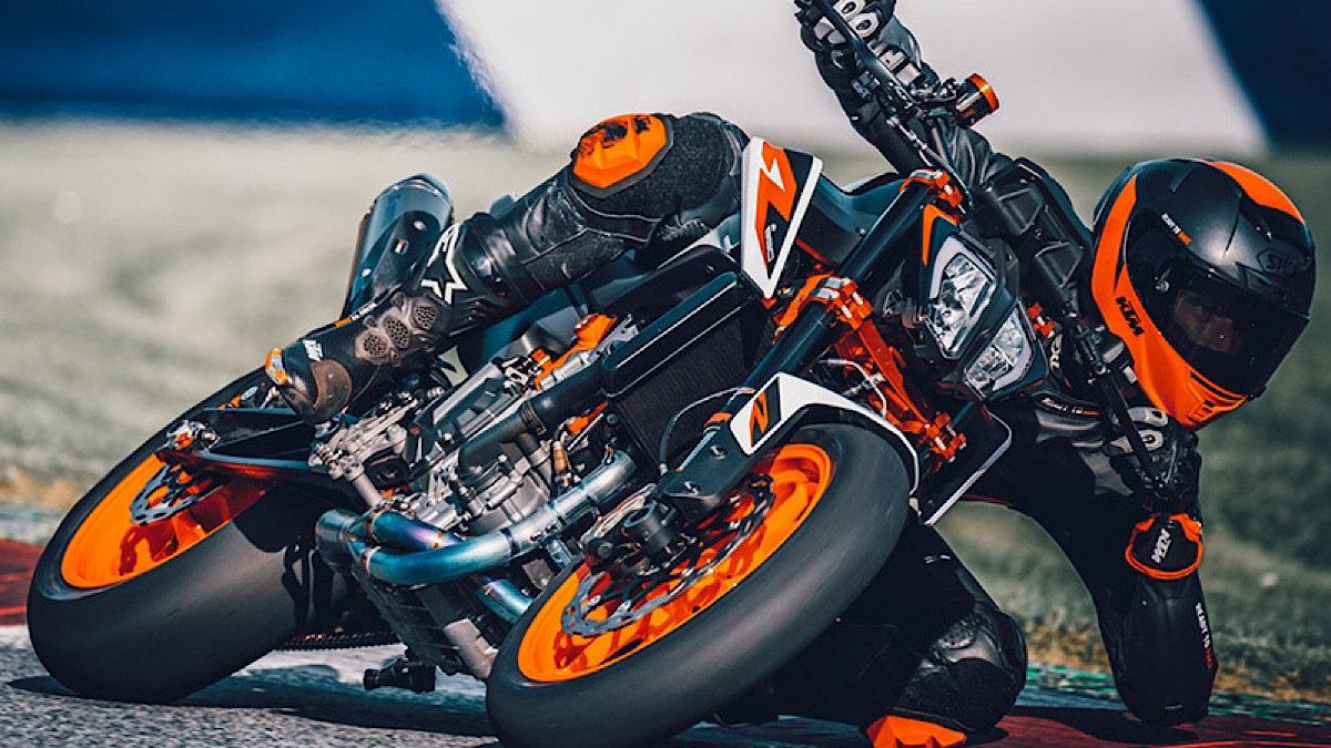 新モデル一挙リリースで話題の「KTM」が、2020年に販売新記録を達成!