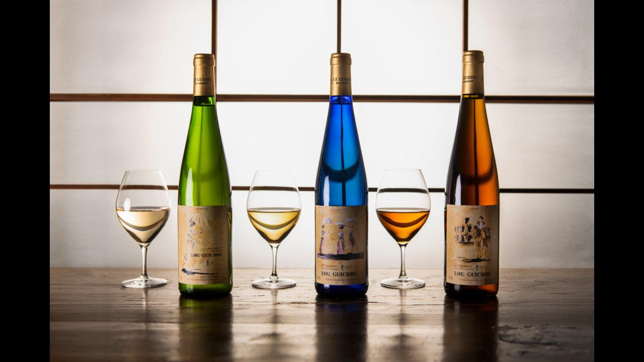 フランスの老舗ワイナリーが本気で造ったライスワイン「ル・グイシュ」に待望の新作が登場!