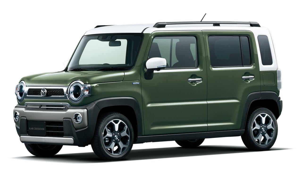マツダの軽SUV「フレアクロスオーバー 」に特別仕様車!上品さと力強さがアップ