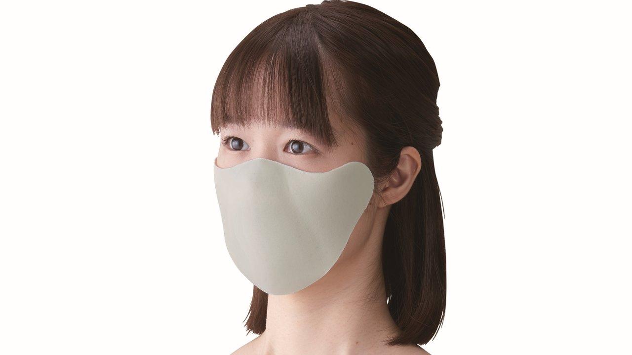 耳の痛みにさよなら!顔に直接貼り付けられる「ひもなしマスク」