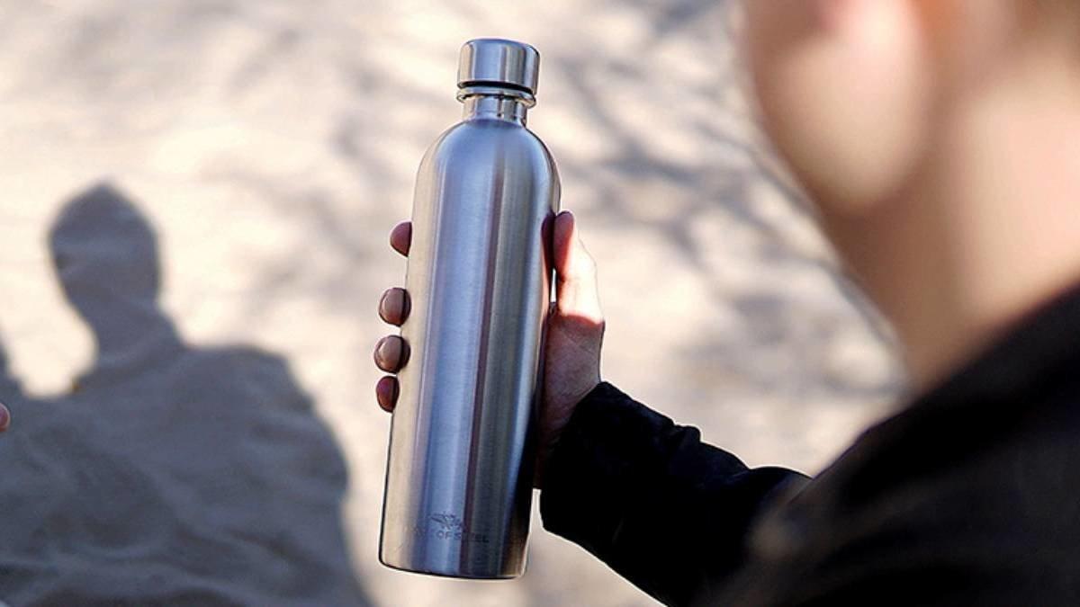炭酸水が欠かせないあなたに!ソーダストリーム対応のステンレスボトル