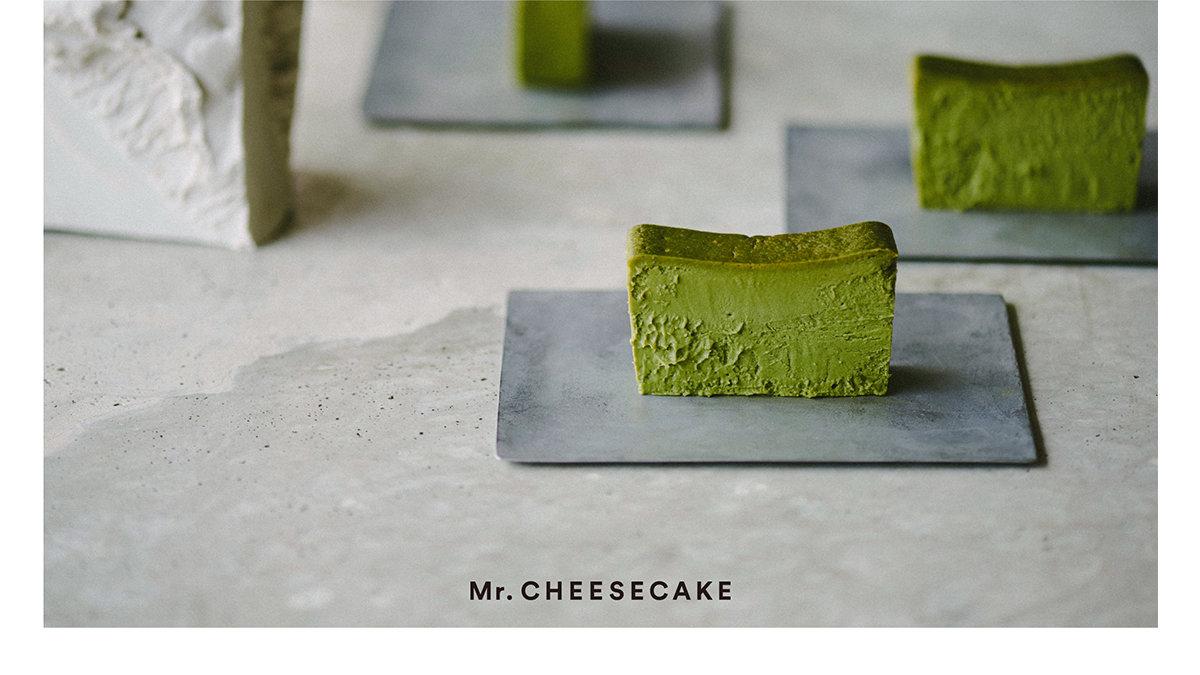 Mr. CHEESECAKEが3周年。初の抹茶フレーバー!