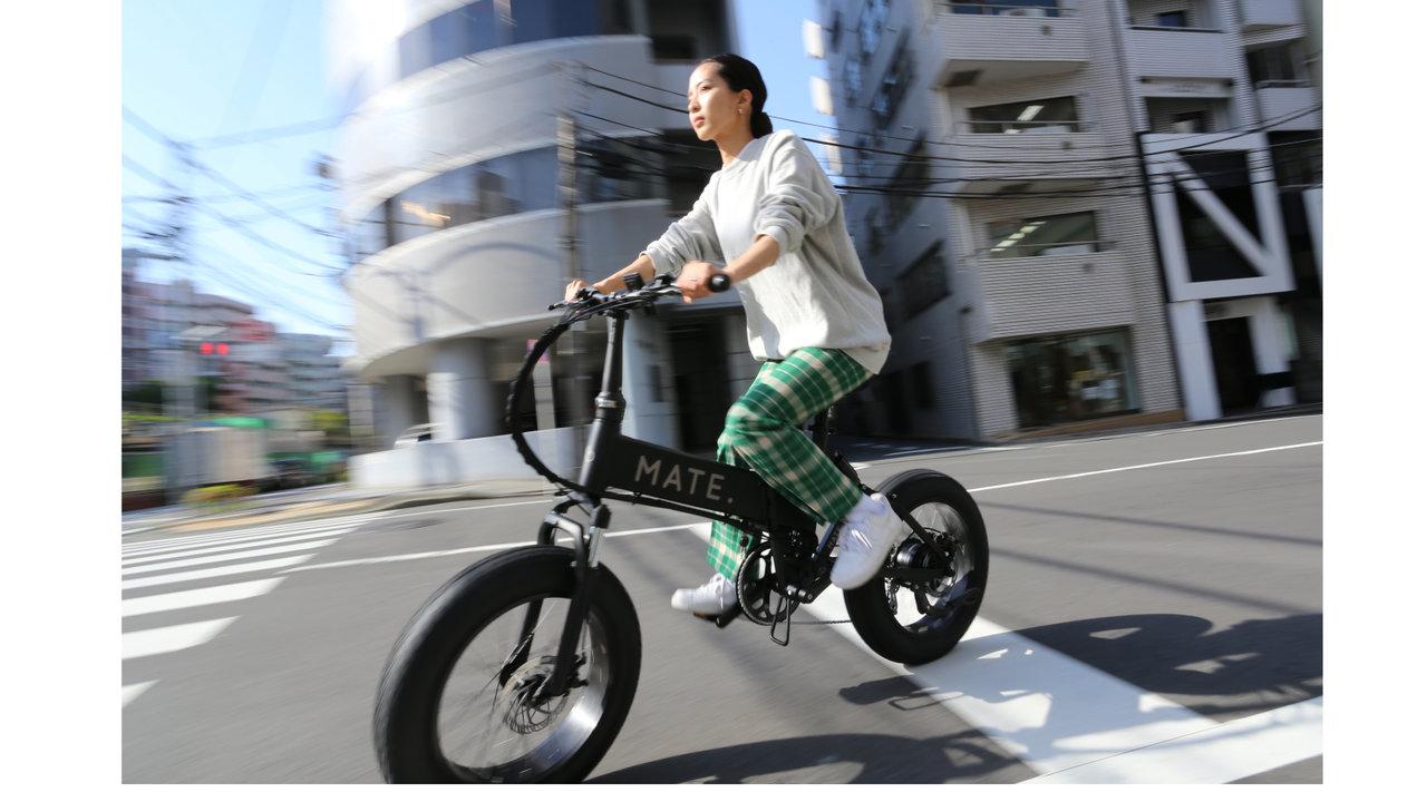 【編集部試乗】ワイルドな電動アシスト自転車「MATE X」で、行動半径が思いっきり広がる!