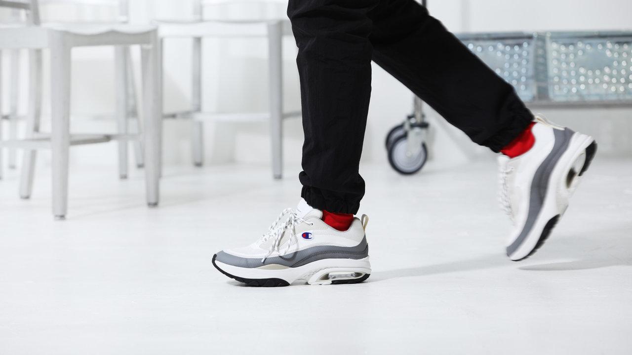 春夏の足元に最適解はこれ!履き心地を追求したチャンピオンの新作スニーカー