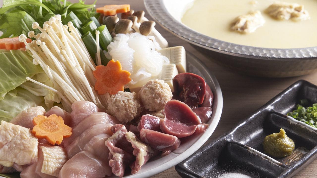 家族お出かけレストラン連載第23回  東京・銀座/和食「水炊きと焼き鳥 笹二 」