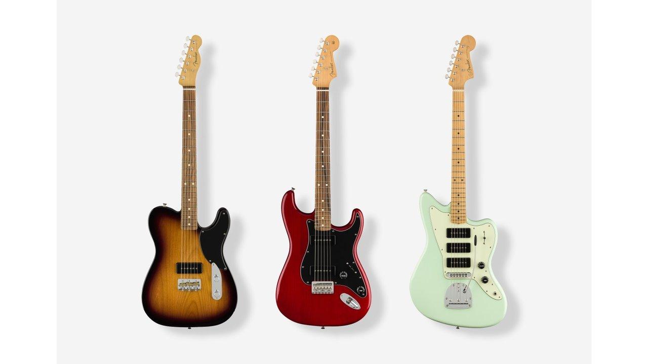 モダンとヴィンテージが美しく融合!フェンダー限定エレクトリックギターシリーズ「NOVENTA」