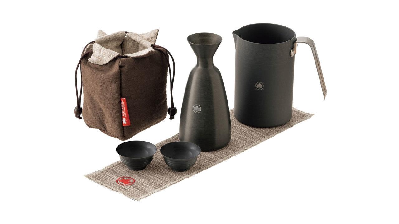 熱燗も、羽釜土鍋も、カマドも!ソロキャンプにぴったりな「LOGOS 和」シリーズ