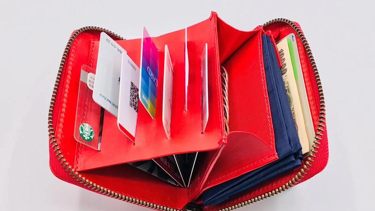 手ぶら派はコレ!財布+極薄エコバッグの超ミニマルな「エコットmini」