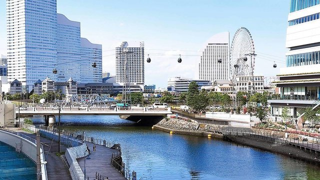 【ひと駅散歩】JR京浜東北・根岸線 関内駅〜桜木町駅