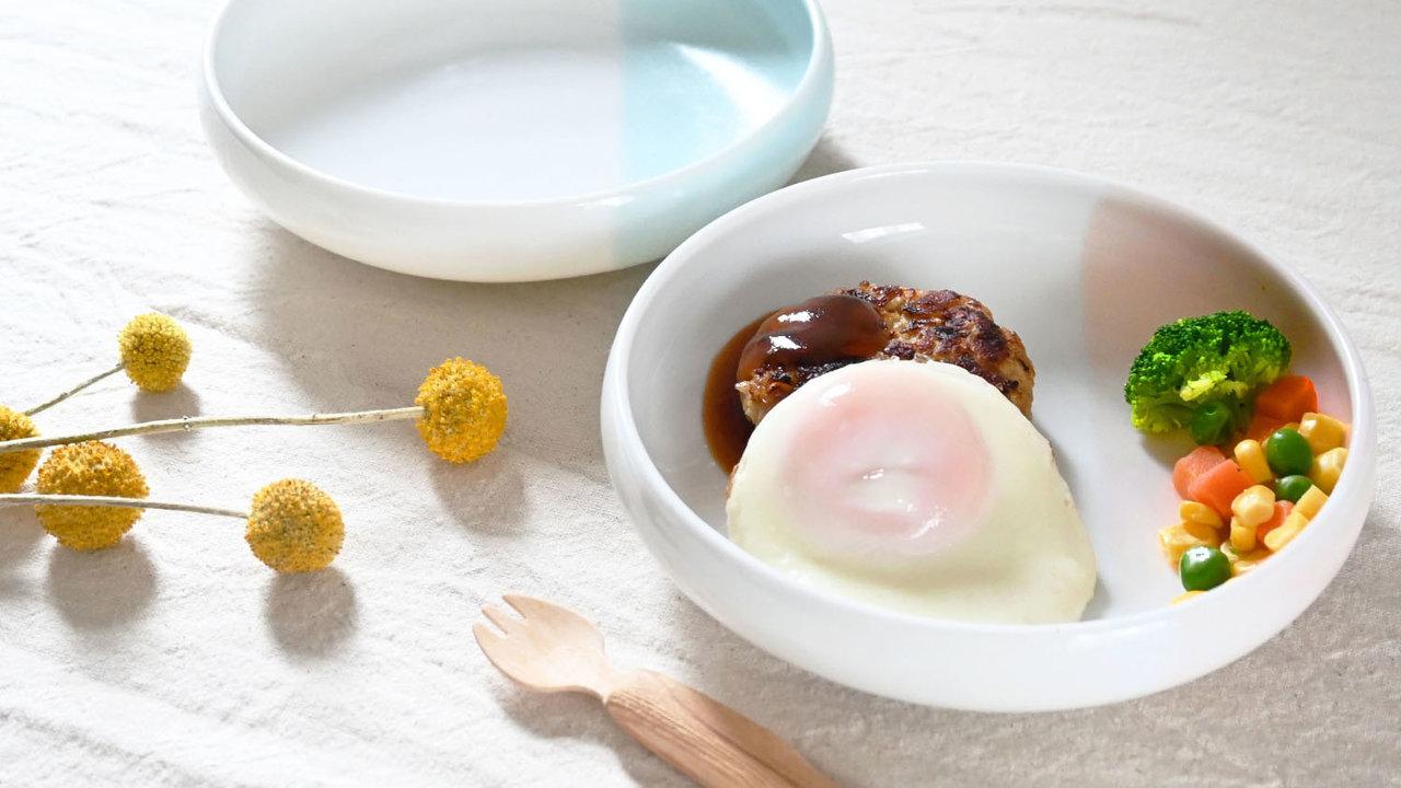 子供もニッコリ!美濃焼のワンプレート皿でおうちの食事を楽しんで