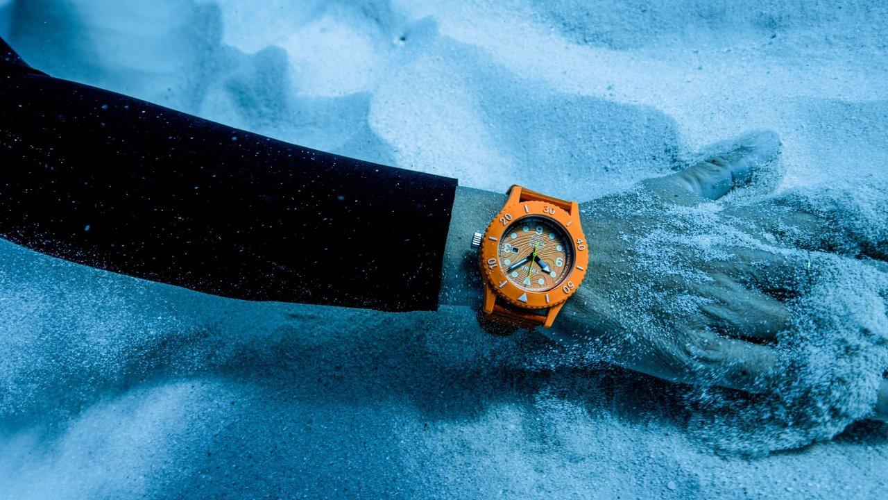 今こそサステナブルな時計を。世界初のサブマリーナーウォッチ