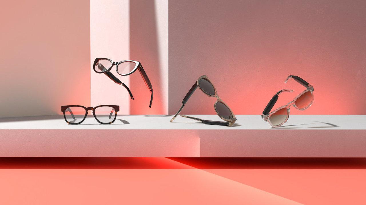 メガネなのに極小スピーカー&ウーファー搭載!「Faunaオーディオグラス」