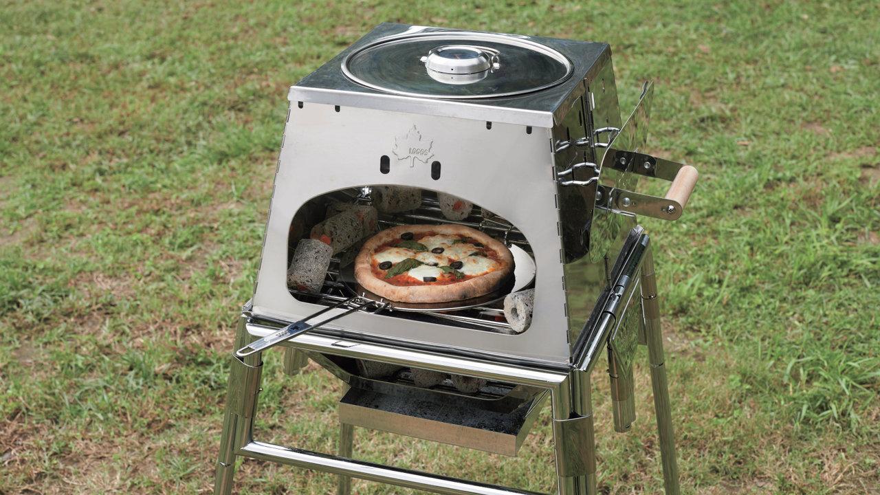 鍋料理とオーブン料理が一度に作れる!夢のような万能グリル