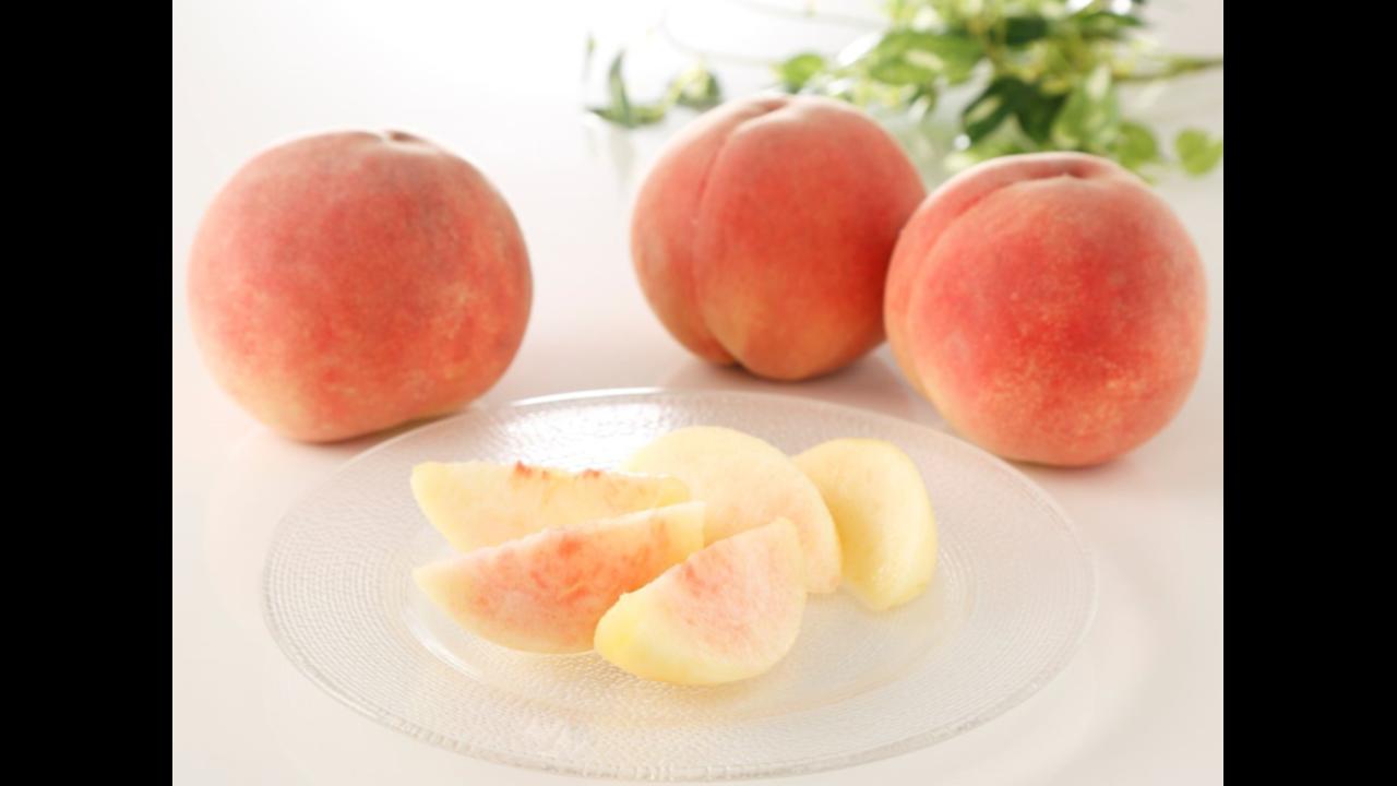 夏を味わおう!福島県を代表する2種類の桃「あかつき」「まどか」のお取り寄せ