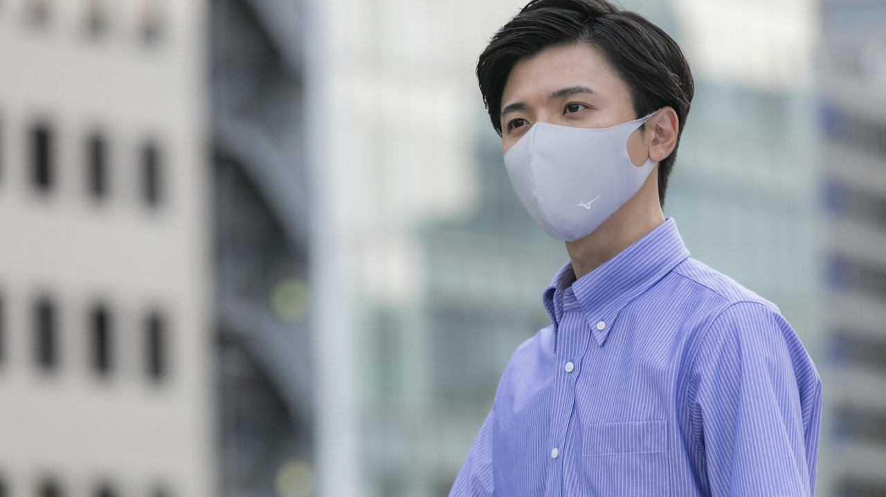 暑さを乗り切る夏用マスク!「アイスタッチマウスカバー」でひんやり超快適