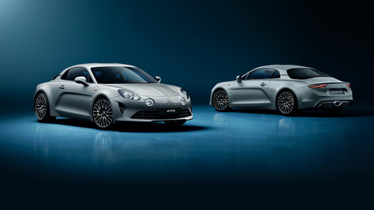速さと美しさの融合。世界限定300台のアルピーヌ A110 リネージ GT 2021