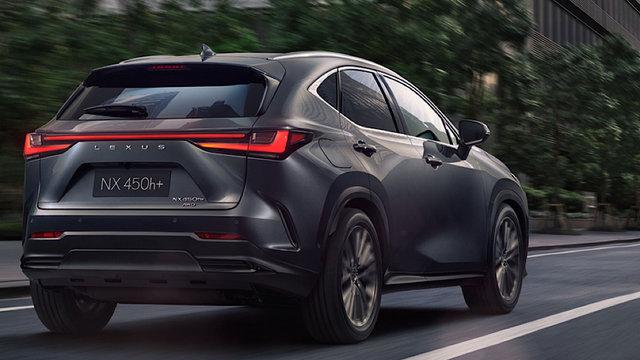 【レクサス新型SUV】秋発売!次世代デザイン&最新知能搭載のプレミアムカーの新潮流