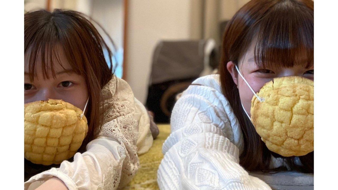 メロンパンはマスクになる。パン好きの夢を叶える世界一幸せなマスク