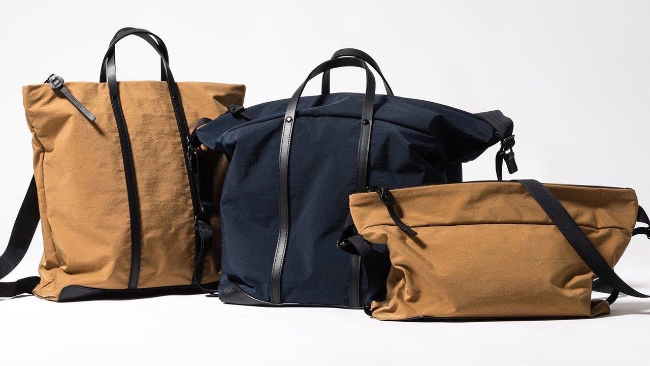 バッグもトランスフォームする時代!藤巻百貨店で買える、使いやすくワクワクする実力派バッグ