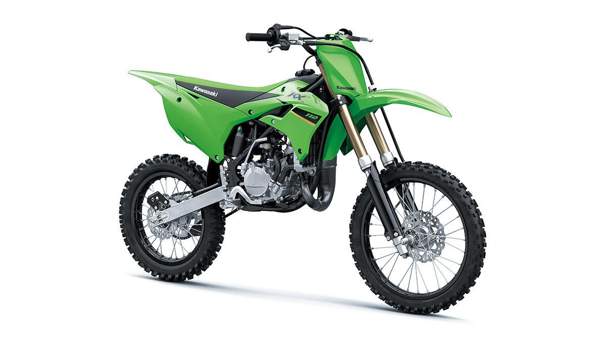 カワサキKX/KLXモデルに全9型の新モデルが誕生。走り心地バツグン!