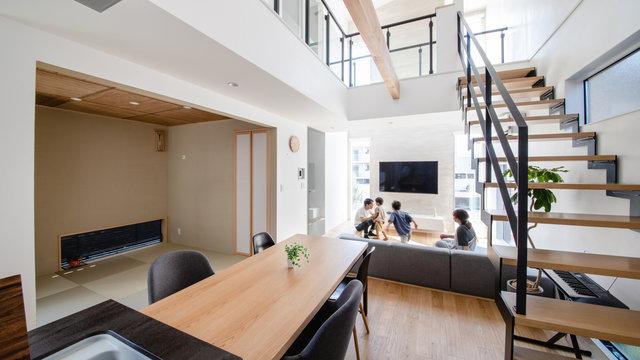 MADURO STYLE第88回/社員が自社で建てた、家族の温もりと木の優しさが同居する家その②