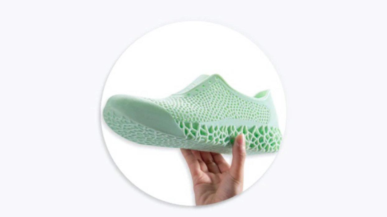 靴も作れる3Dプリンター!「Cambrian」が日本初上陸
