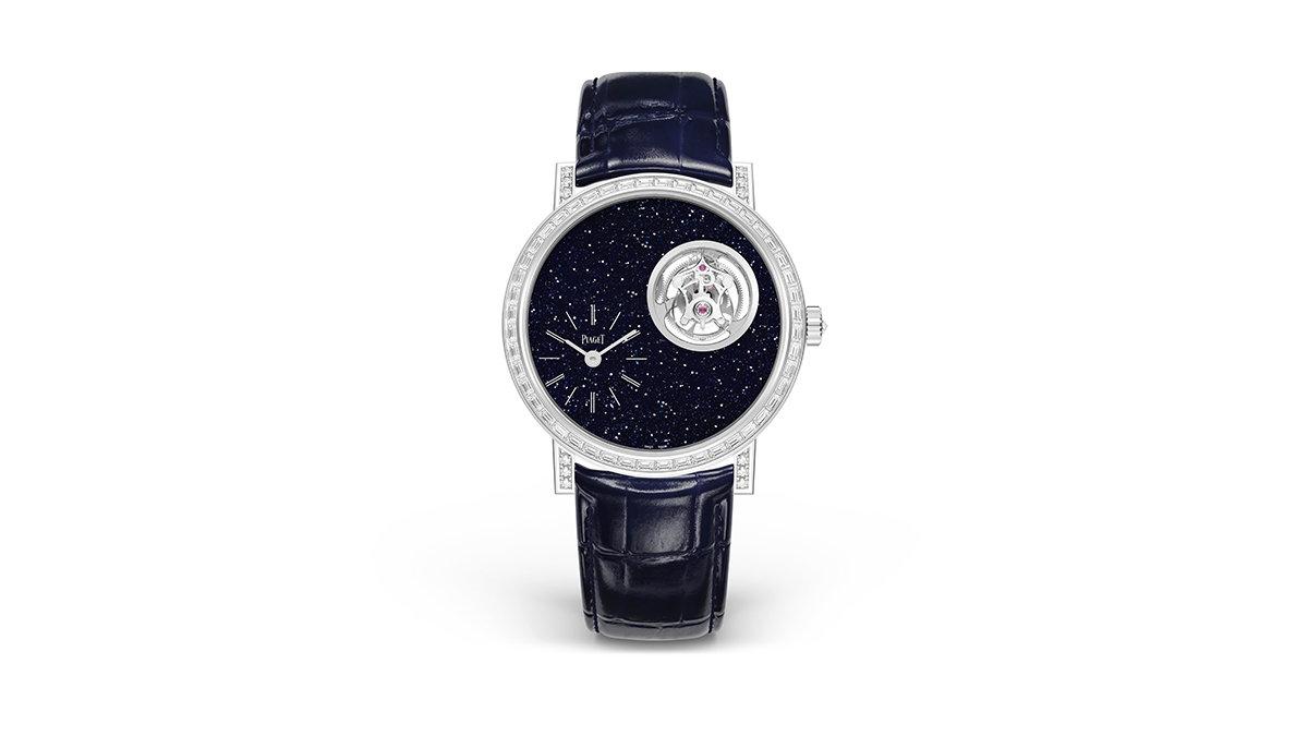 もはや時計型の宝石!?合計2.3カラットのダイヤモンドが輝く、世界限定38本のトゥールビヨン
