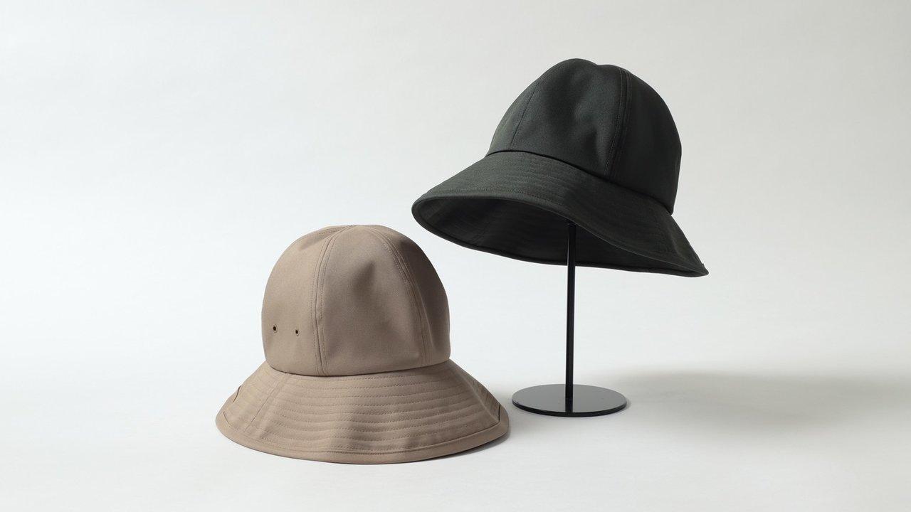 このシルエットはまさか⁉︎普段遣いできるオトナの通学帽がかなりいい