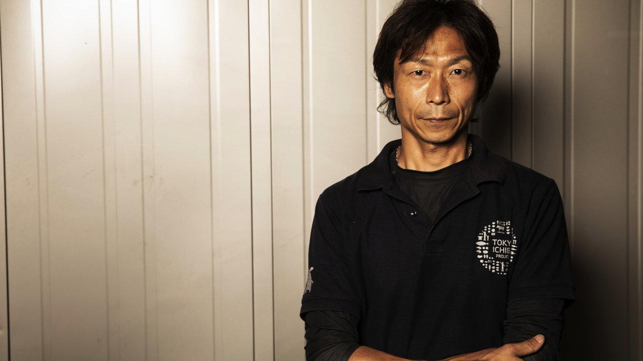 青果仲卸のハードな仕事は、フットサルと愛犬に癒される/経営者のONとOFF第4回 堀江宜功さん