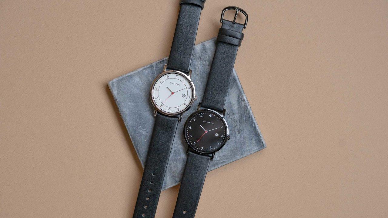 """デンマーク発ブランドの""""日の丸""""と""""忍者""""をイメージした腕時計がクール!"""