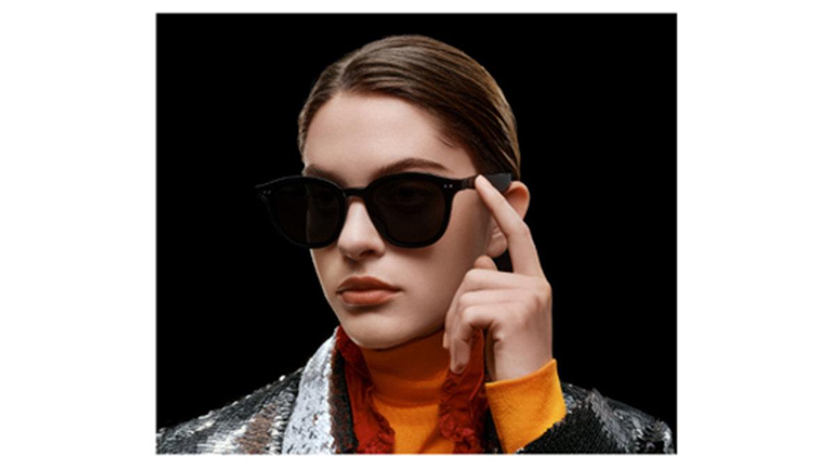 ファッションとテクノロジーが融合!見た目も妥協しない指向性スピーカー搭載スマートグラス
