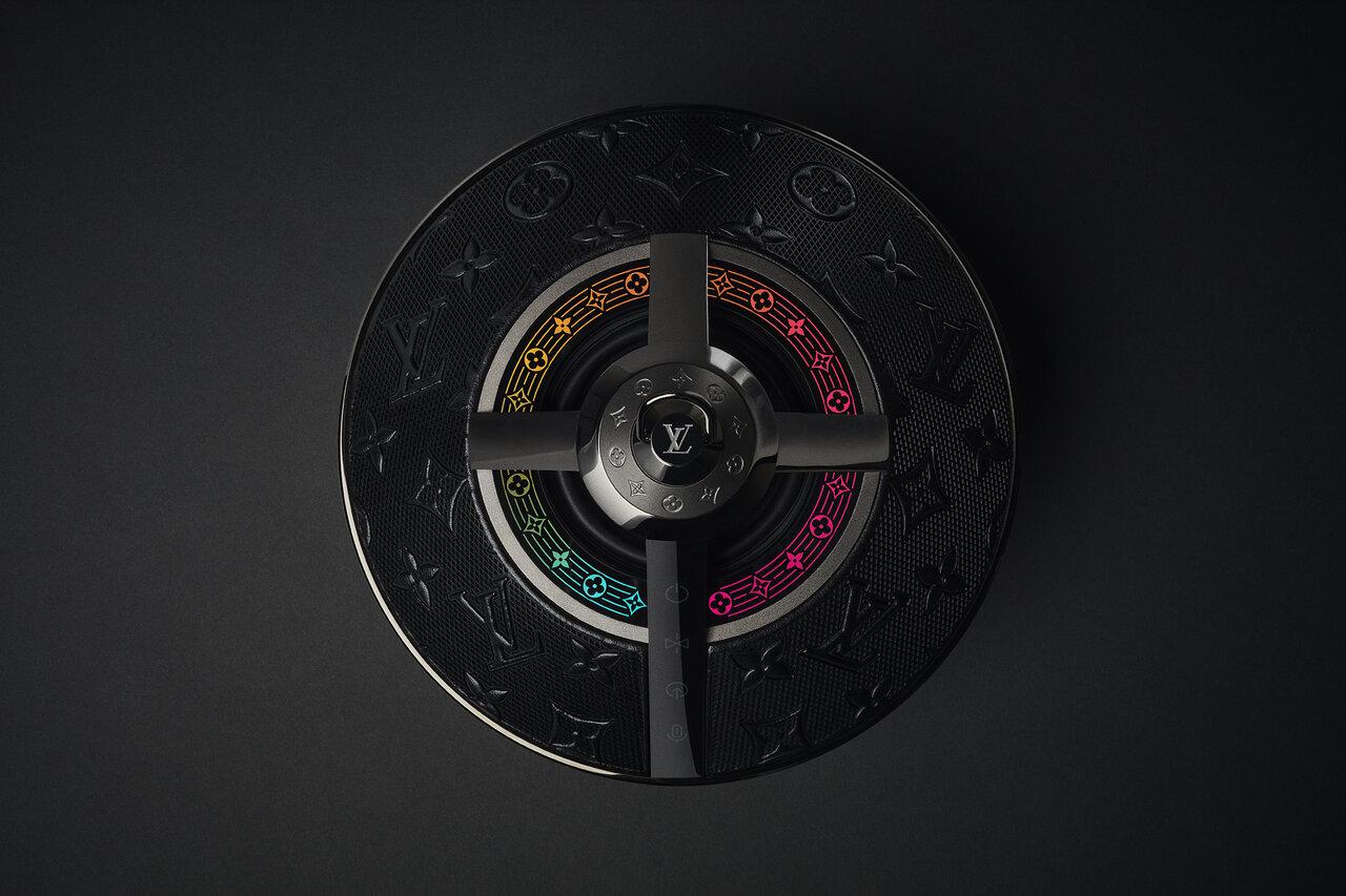 アートオブジェ?ルイ・ヴィトンより伝統と革新をシームレスに融合させた新作ワイヤレススピーカー