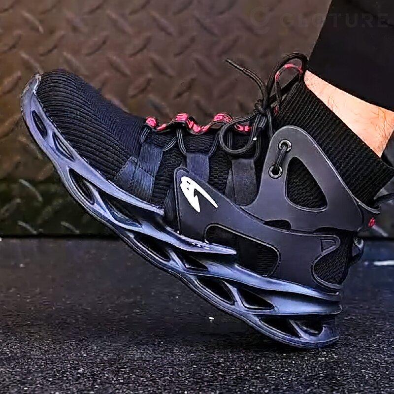 この快適さを待っていた!夏場も爽快な通気性抜群の安全靴