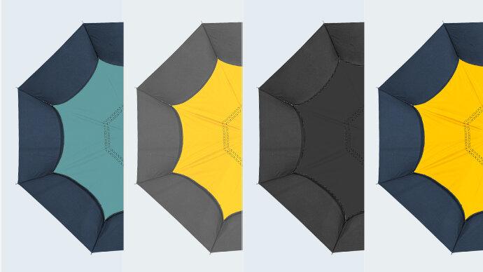 たった1秒の全自動!カバンに入れておきたい年中使える折りたたみ傘