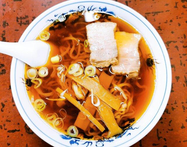 【街中華】神奈川県大和市「柳華」懐し系ラーメンは店主の手打ち平麺!