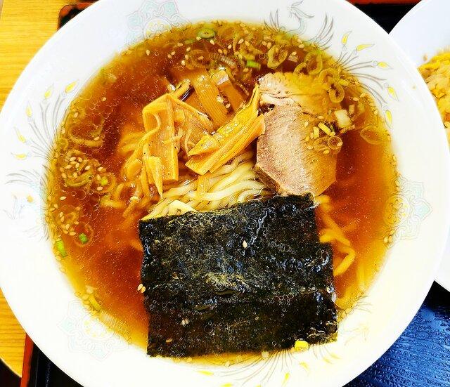 【街中華】神奈川県大和市「林林」のラーメンはもっちりコシのある太麺!