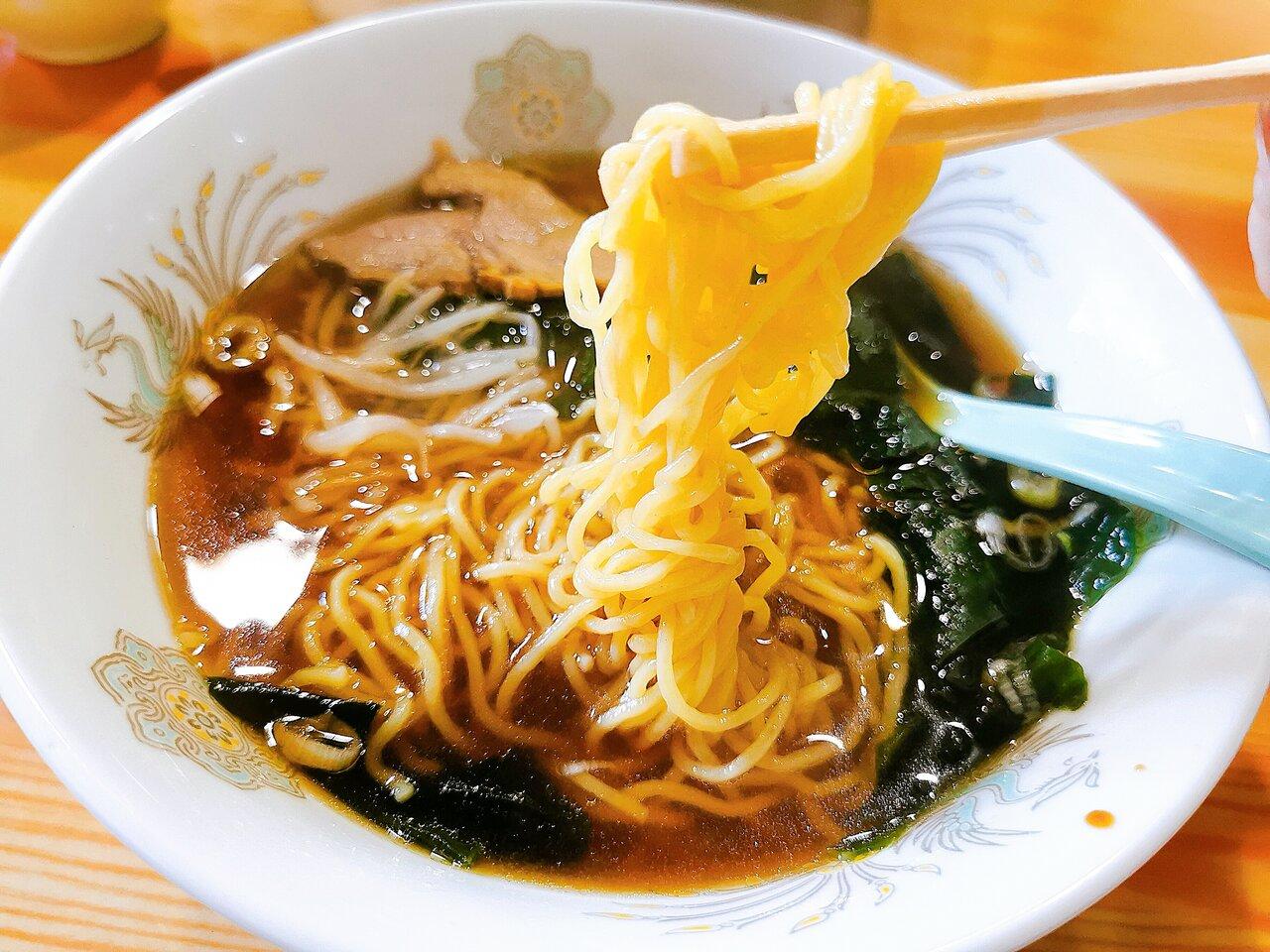 【街中華】神奈川県相模原市「新三陽」ごま油がフワッと香るやさしいラーメン