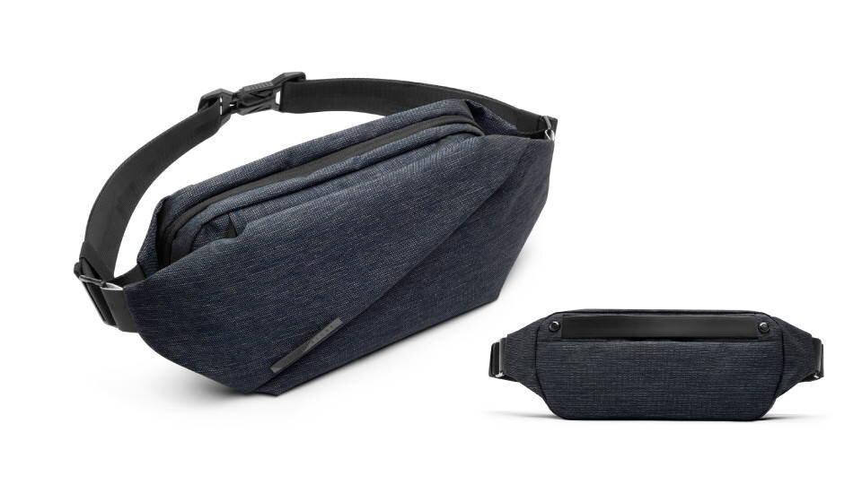 機能と造形美の融合!コンパクト・機能性・デザイン三拍子揃ったスリングバッグ「Radiant R0 Chest Bag」
