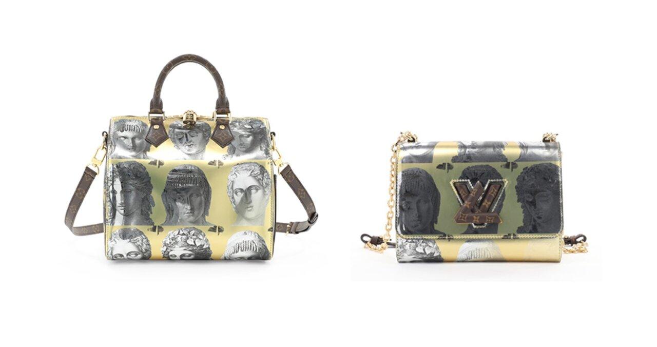 ルイ・ヴィトン初のフォルナセッティとのコラボ!古代ギリシャ・ローマ世界をイメージした新作バッグ