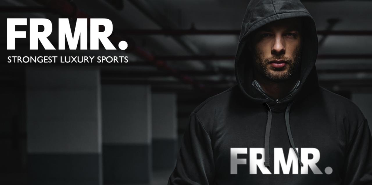 おふざけなしの高級感!フランク三浦のラグジュアリースポーツライン「FRMR」