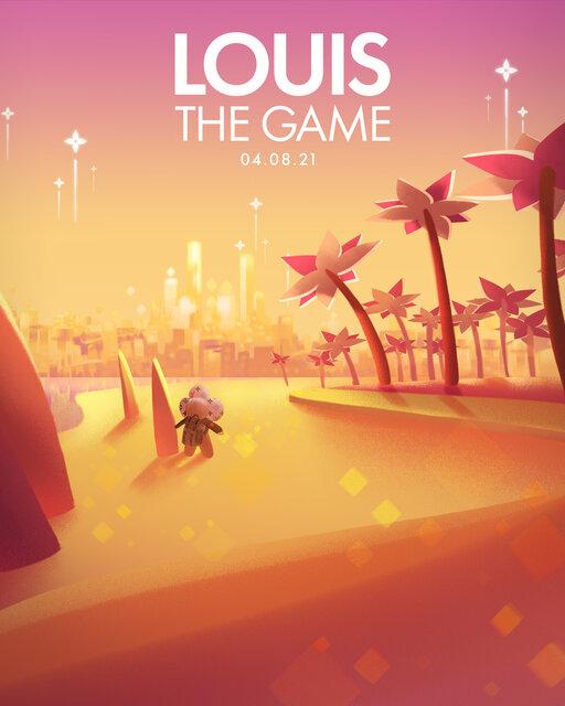ルイ・ヴィトンのゲームアプリ「LOUIS THE GAME」でお宝を掘り当てる!