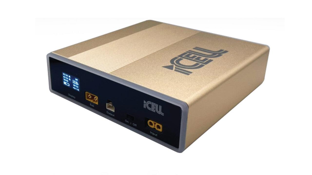 駐⾞監視機能付きドラレコには必須級!⾞のバッテリーを守るサブバッテリー「iCELL」
