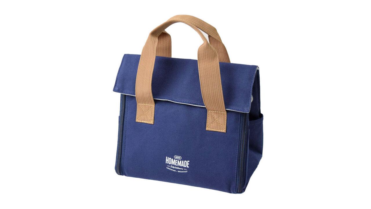 バッグがそのまま衝立に!「抗菌ワイドオープンランチバッグ」がニューノーマル時代のお弁当事情にぴったりフィット