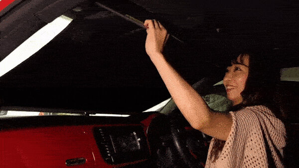 さらば灼熱の車内!簡単取り付けのポップアップサンシェードが大活躍