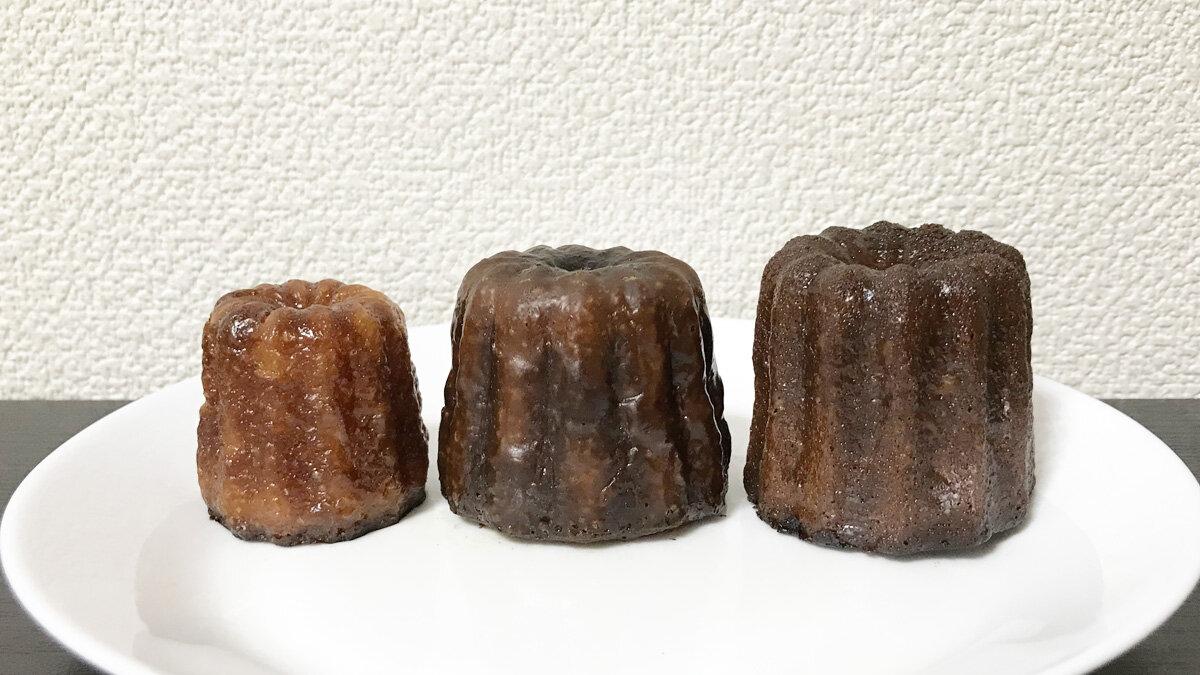 マリトッツォの次は「カヌレ」に注目!ナチュラルローソン、成城石井、PAULのカヌレを食べ比べ