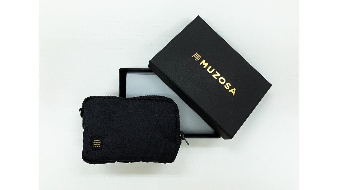 手ぶらスタイルの心強い味方。エコバッグも入ったオールインケース「MUZOSA X-PAC」