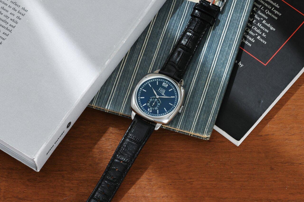 高級感とエレガントさを。スイス時計ブランド「FHB」の25周年特別モデル